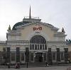 Железнодорожные вокзалы в Бельтырском